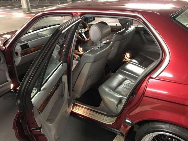 1994 BMW 7 Series 730I V8 E32 4d image 8