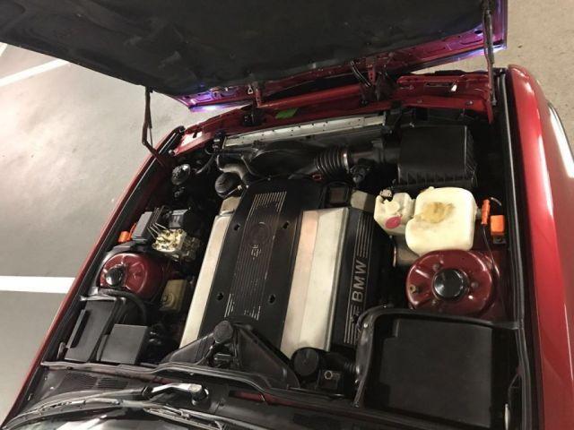 1994 BMW 7 Series 730I V8 E32 4d image 9