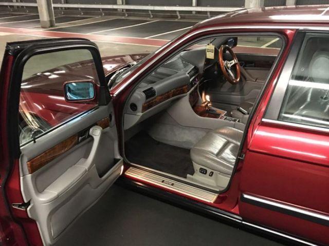 1994 BMW 7 Series 730I V8 E32 4d image 10