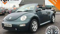 2004 Volkswagen Beetle 1.6 8V 2d