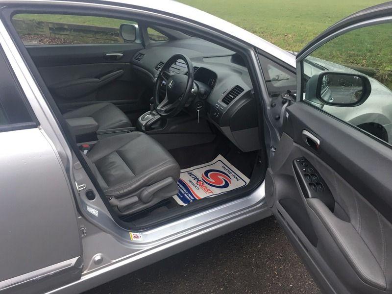 2009 Honda Civic 1.3 IMA Hybrid ES image 7