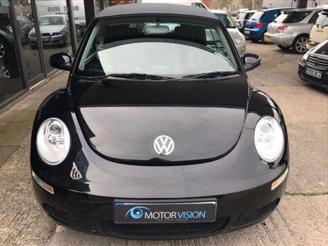 2006 Volkswagen Beetle 1.6 LUNA 8V 2d image 2