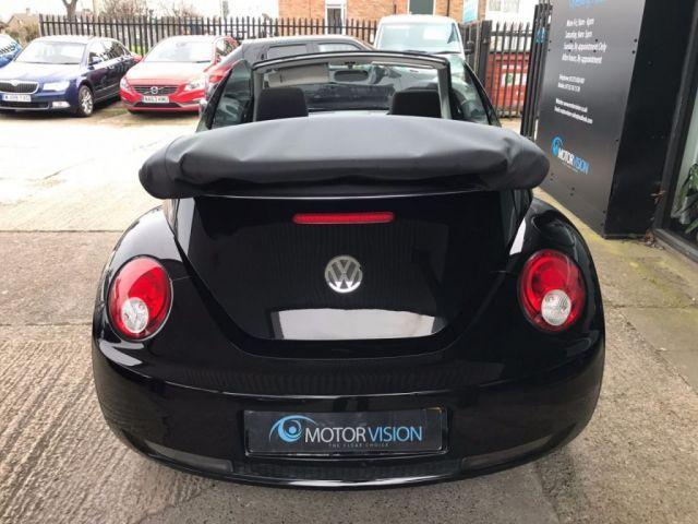 2006 Volkswagen Beetle 1.6 LUNA 8V 2d image 5