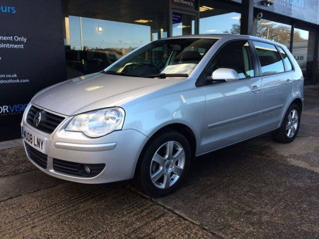 2008 Volkswagen Polo 1.2 Match 5d image 1