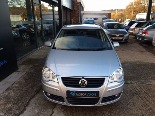 2008 Volkswagen Polo 1.2 Match 5d image 2