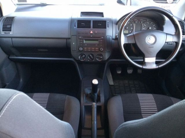2008 Volkswagen Polo 1.2 Match 5d image 6
