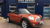 2010 MINI Convertible 1.6 Cooper D 2dr