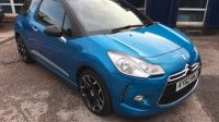 2012 CITROEN DS3 1.6 3dr