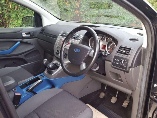 2008 Ford Kuga 2.0 Zetec TDCI 4X4 5d image 6