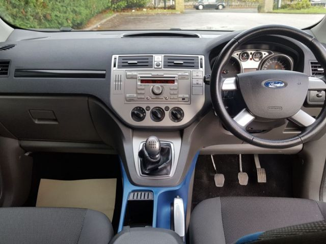 2008 Ford Kuga 2.0 Zetec TDCI 4X4 5d image 7