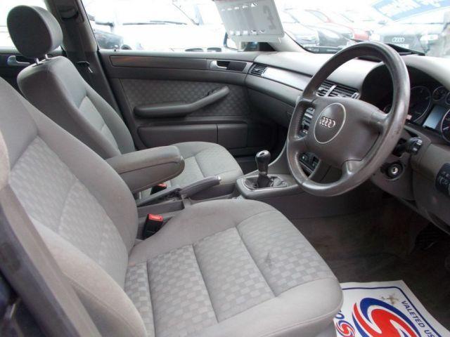 2002 Audi A6 1.9 TDI SE 4d image 8