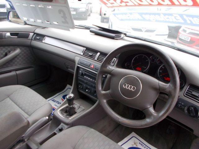 2002 Audi A6 1.9 TDI SE 4d image 9