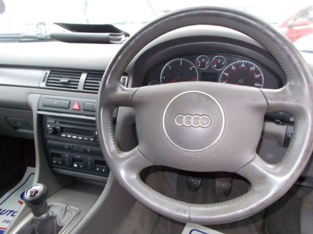 2002 Audi A6 1.9 TDI SE 4d image 10