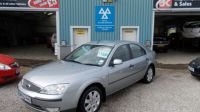 2005 Ford Mondeo 2.0 TDCI 5d