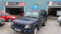 2003 Land Rover Discovery 2.5 TD5 GS 5d