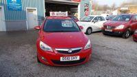 2011 Vauxhall Astra 1.4 5d
