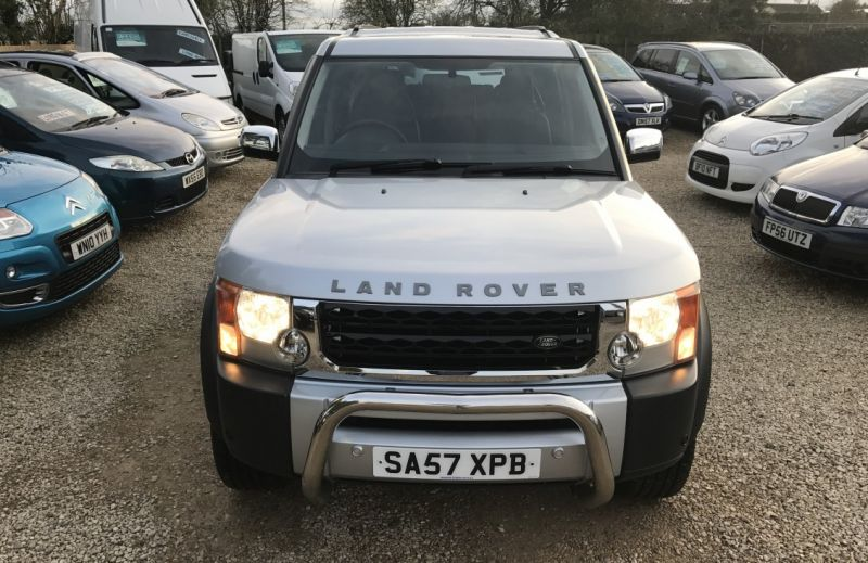 2007 Land Rover Discovery 3 2.7 TD V6 GS image 2