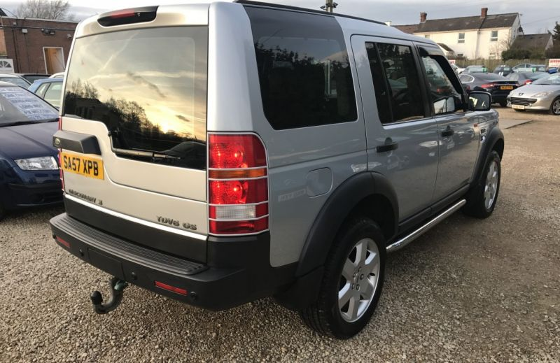 2007 Land Rover Discovery 3 2.7 TD V6 GS image 4