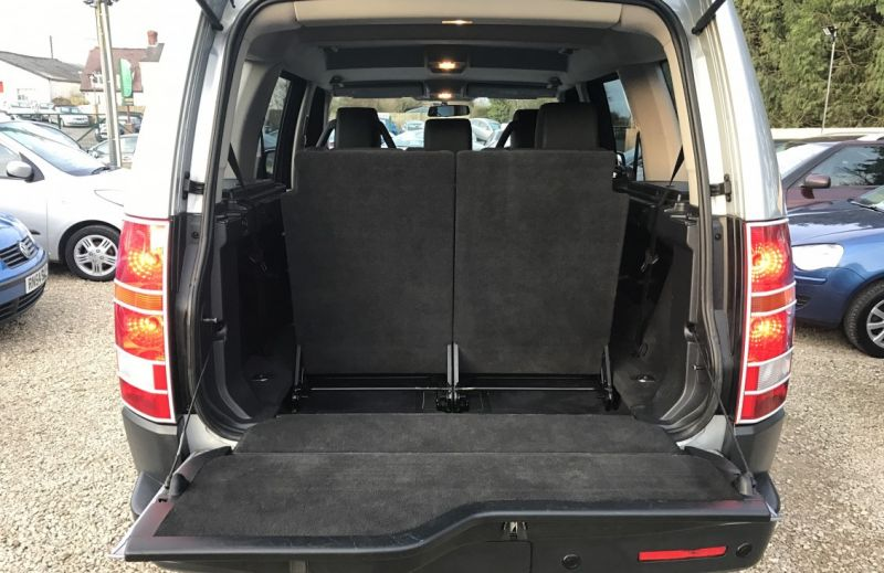 2007 Land Rover Discovery 3 2.7 TD V6 GS image 6