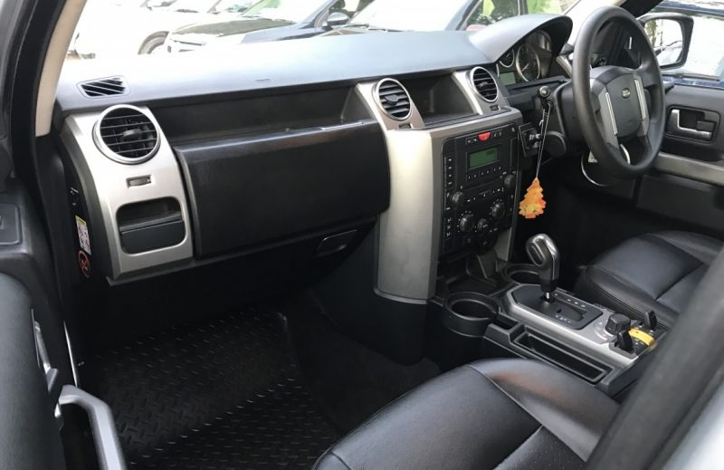 2007 Land Rover Discovery 3 2.7 TD V6 GS image 10