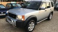 2007 Land Rover Discovery 3 2.7 TD V6 GS