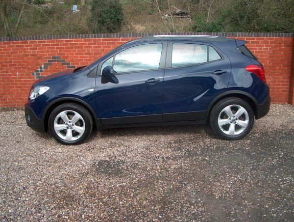 2014 Vauxhall Mokka 1.7 CDTi 5dr image 4