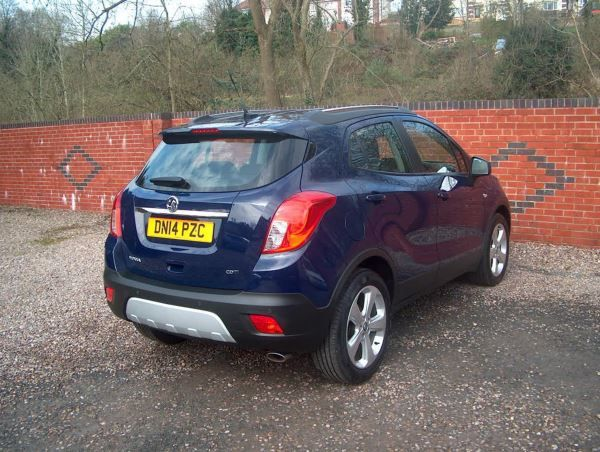 2014 Vauxhall Mokka 1.7 CDTi 5dr image 6