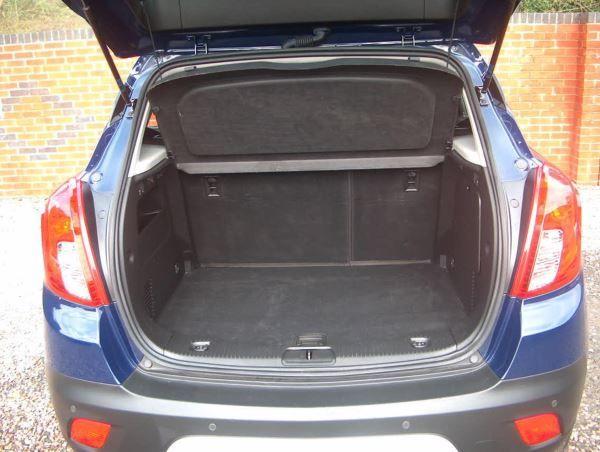 2014 Vauxhall Mokka 1.7 CDTi 5dr image 9
