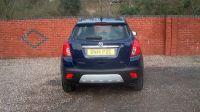 2014 Vauxhall Mokka 1.7 CDTi 5dr image 5