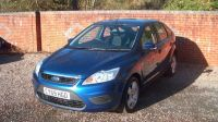2009 Ford Focus 1.6 Style 5dr