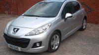 2011 Peugeot 207 1.6 HDi Sport 5dr