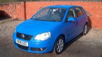 2009 Volkswagen Polo 1.2 5dr