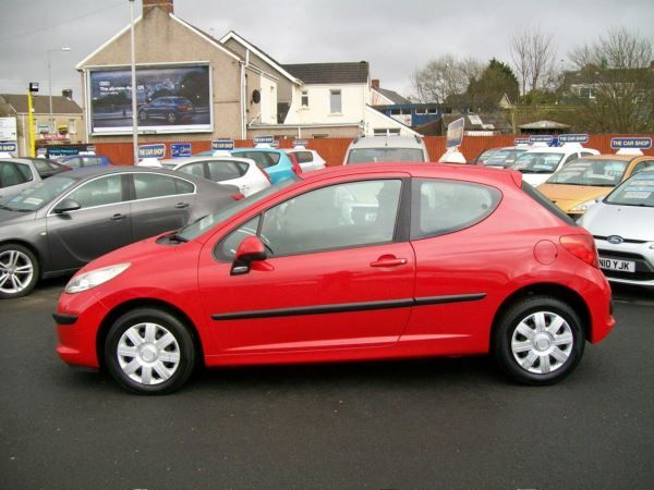 2007 Peugeot 207 3dr image 3