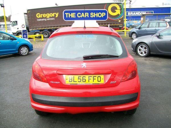 2007 Peugeot 207 3dr image 4