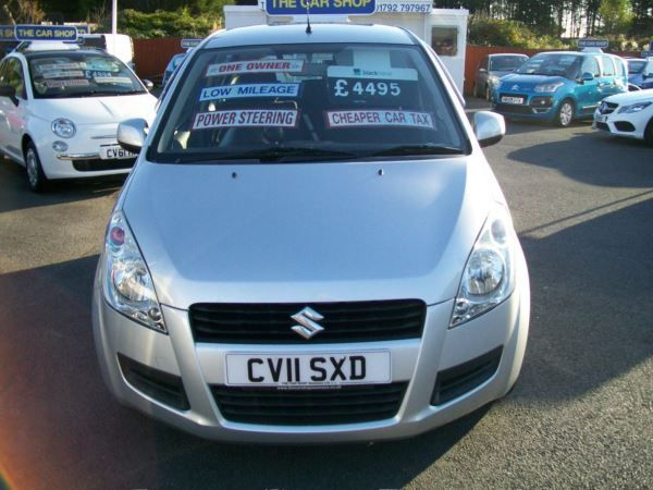 2011 Suzuki Splash 1.0 GLS 5dr image 2