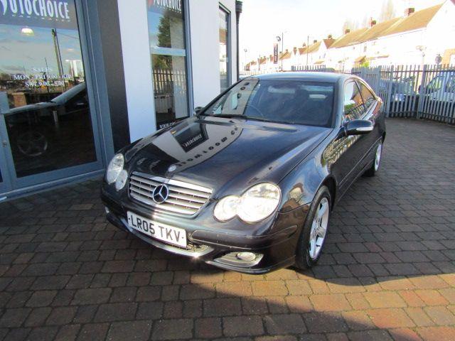 2005 Mercedes C180 Kompressor Se image 1
