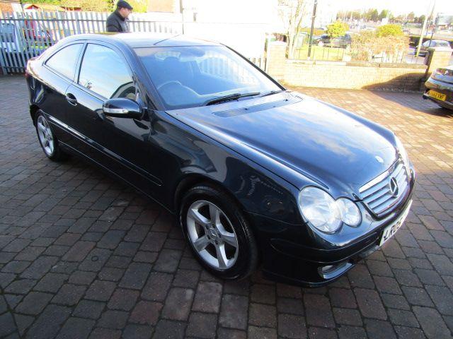 2005 Mercedes C180 Kompressor Se image 8