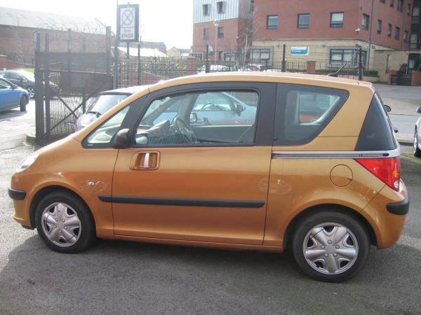 2006 Peugeot 1007 1.4 3dr image 3