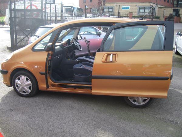 2006 Peugeot 1007 1.4 3dr image 4