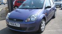 2008 Ford Fiesta 1.25 5dr