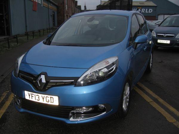 2013 Renault Scenic 1.5 dCi image 3