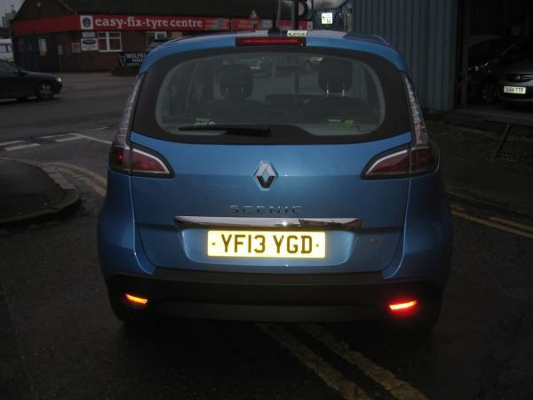 2013 Renault Scenic 1.5 dCi image 5