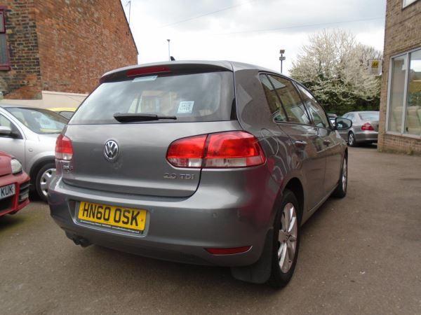 2010 Volkswagen Golf 2.0 TDi image 3