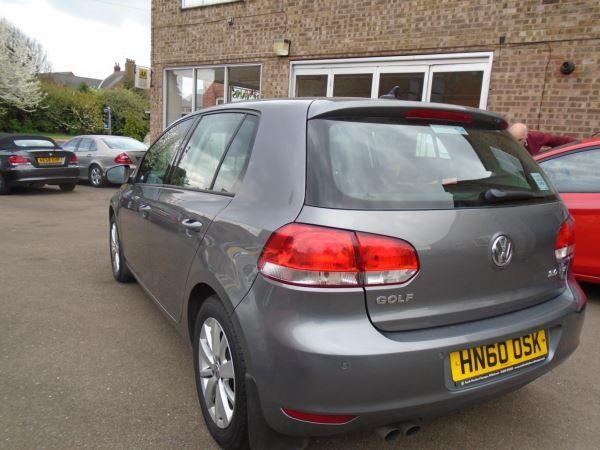 2010 Volkswagen Golf 2.0 TDi image 4