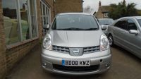 2008 Nissan Note 1.4 Acenta