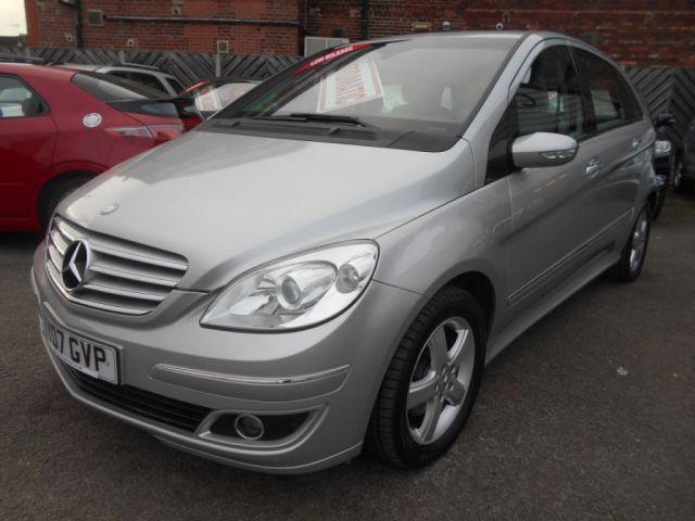 2007 Mercedes-Benz 2.0 CDI B180 SE 5d image 1
