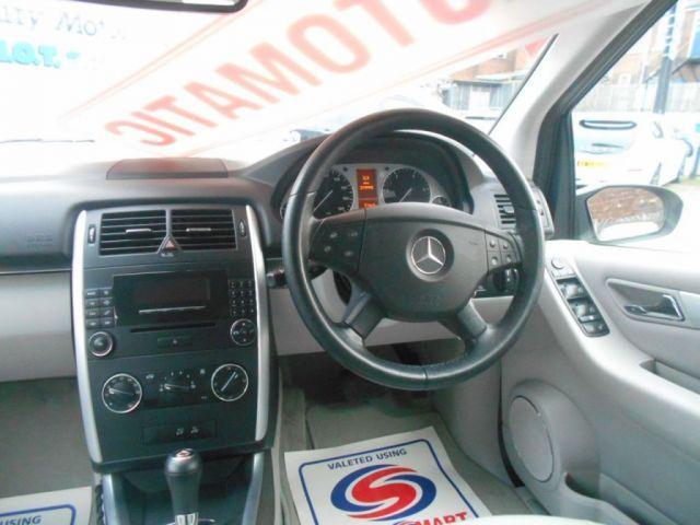 2007 Mercedes-Benz 2.0 CDI B180 SE 5d image 7