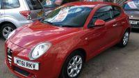2012 Alfa Romeo MiTo 1.4 3d