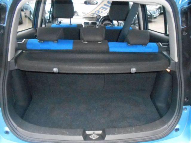 2008 Vauxhall Agila 1.3 CDTI 5d image 5