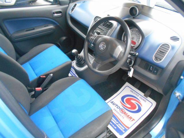2008 Vauxhall Agila 1.3 CDTI 5d image 6